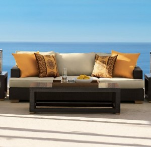 Del Mar Outdoor Furniture From Restoration Hardware Great Outdoor Spaces